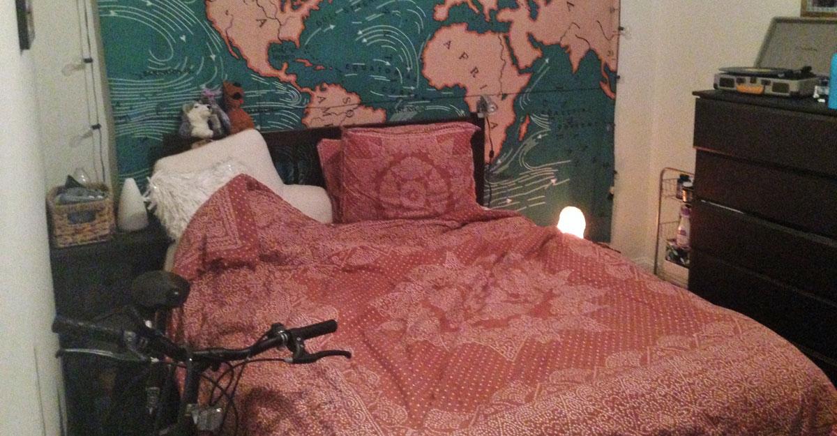 2219 N. Camac Street Student Apartment – 2nd Floor 5 bedrooms